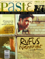 Rufus Wainwright Paste Magazine