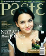 Norah Jones Paste Magazine