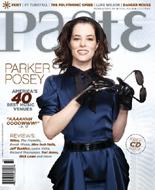 Parker PoseyPaste Magazine