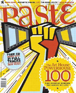 Paste Issue 39 Magazine