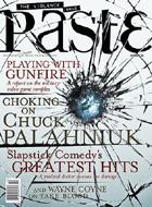 The Violence IssuePaste Magazine