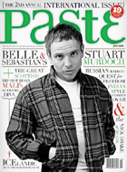 Paste Issue 54 Magazine