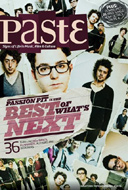 Paste Issue 55 Magazine