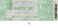 PhishVintage Ticket