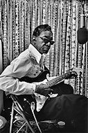 Lightnin' Hopkins Fine Art Print