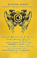 Grover Washington Jr. Poster