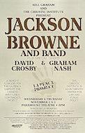 Jackson BrownePoster