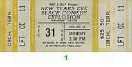 Paul Mooney 1990s Ticket