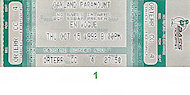 En Vogue Vintage Ticket