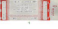 Lyle LovettVintage Ticket