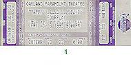 FourplayVintage Ticket