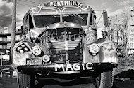 Ken Kesey's BusPremium Vintage Print