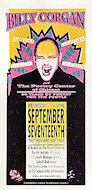 Billy Corgan Handbill