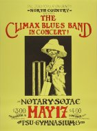 Climax Blues Band Poster