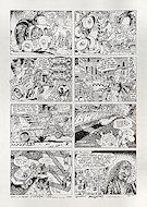 Zap Comics Postcard