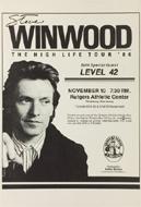 Steve WinwoodPoster