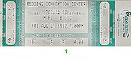 Mr. Big Vintage Ticket