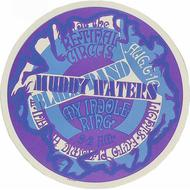 Muddy Waters Blues Band Postcard
