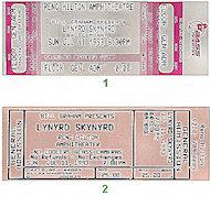 Lynyrd SkynyrdVintage Ticket