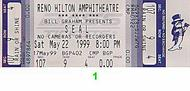 Seal 1990s Ticket
