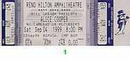 Alice Cooper1990s Ticket