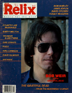 Relix Vol. 11 No. 3 Magazine