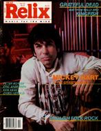 Mickey HartMagazine