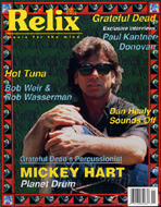 Relix Vol. 18 No. 5 Magazine