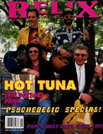 Relix Vol. 20 No. 5 Magazine