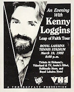 Kenny Loggins Handbill
