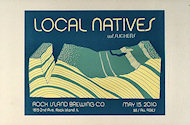 Local Natives merchandise