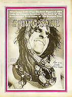 Rolling Stone  Issue 105 Magazine