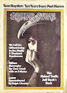 William BurroughsRolling Stone Magazine