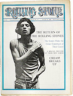 Rolling Stone Issue 15 Magazine