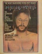 Eric ClaptonRolling Stone Magazine
