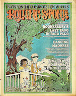 Timothy LearyRolling Stone Magazine
