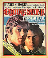 Robert RedfordRolling Stone Magazine