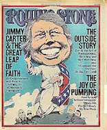 Jimmy CarterRolling Stone Magazine