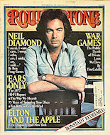 Neil Diamond Rolling Stone Magazine