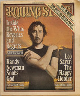 Rolling Stone Issue 252 Magazine