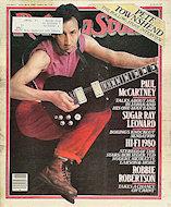 Pete TownshendMagazine