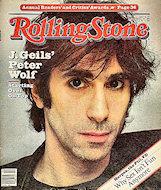 Peter WolfRolling Stone Magazine