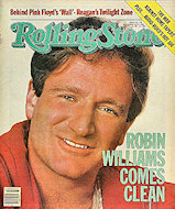 Robin Williams Magazine