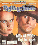 Men at Work Rolling Stone Magazine