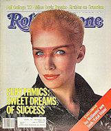 Annie LennoxRolling Stone Magazine