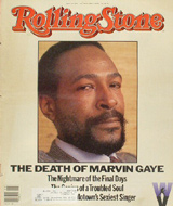 Marvin Gaye Magazine
