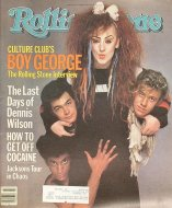 Boy GeorgeRolling Stone Magazine