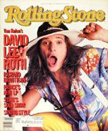 David Lee RothMagazine