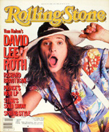 David Lee Roth Rolling Stone Magazine