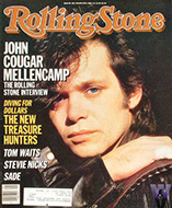 Rolling Stone Issue 466 Magazine